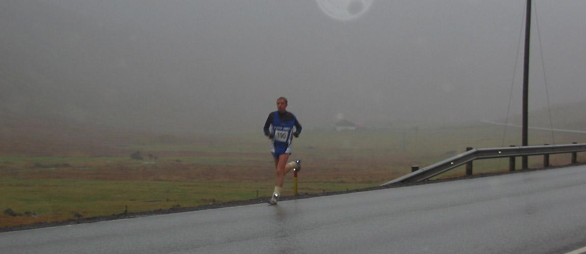 11.01.03 Nýggjárshálvmarathon