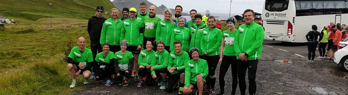 Hálvmarathon medaljir til Roysnið